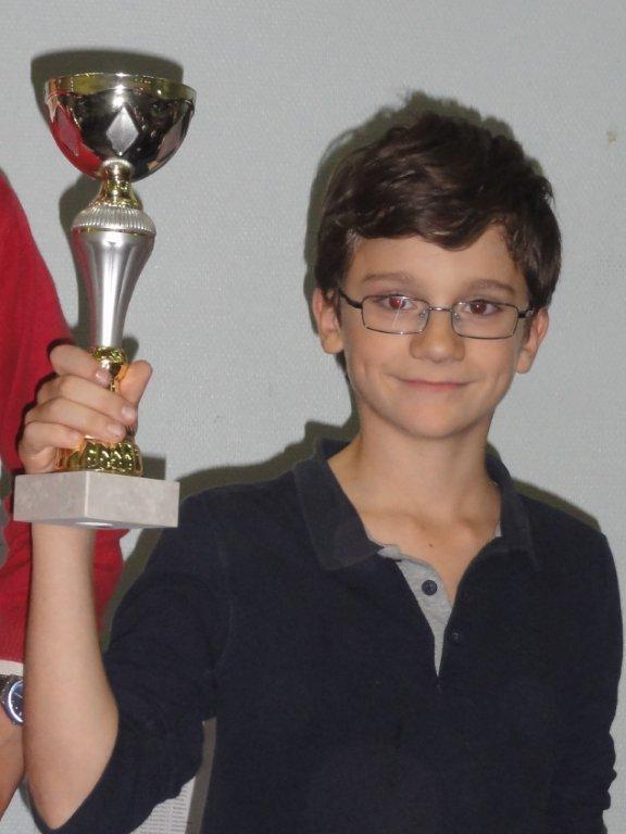 Antoine vainqueur (2012)