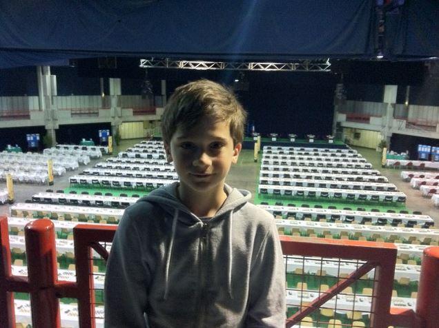 Antoine 2011