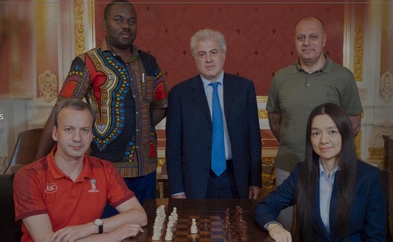 Bachar Kouatly élu Président délégué de la FIDE !