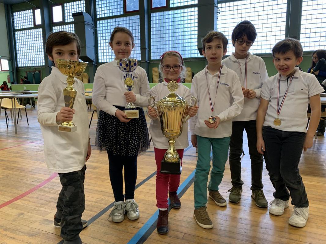 Championnat de paris 1