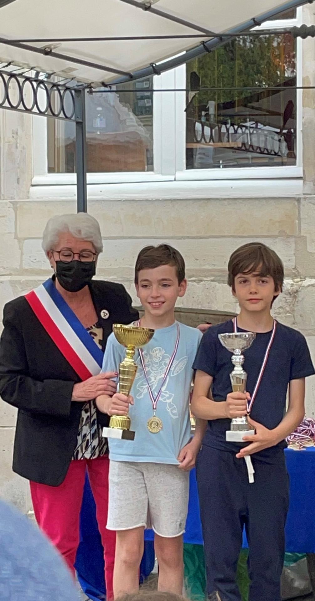 Deux titres sur trois au Grand Prix de Paris !
