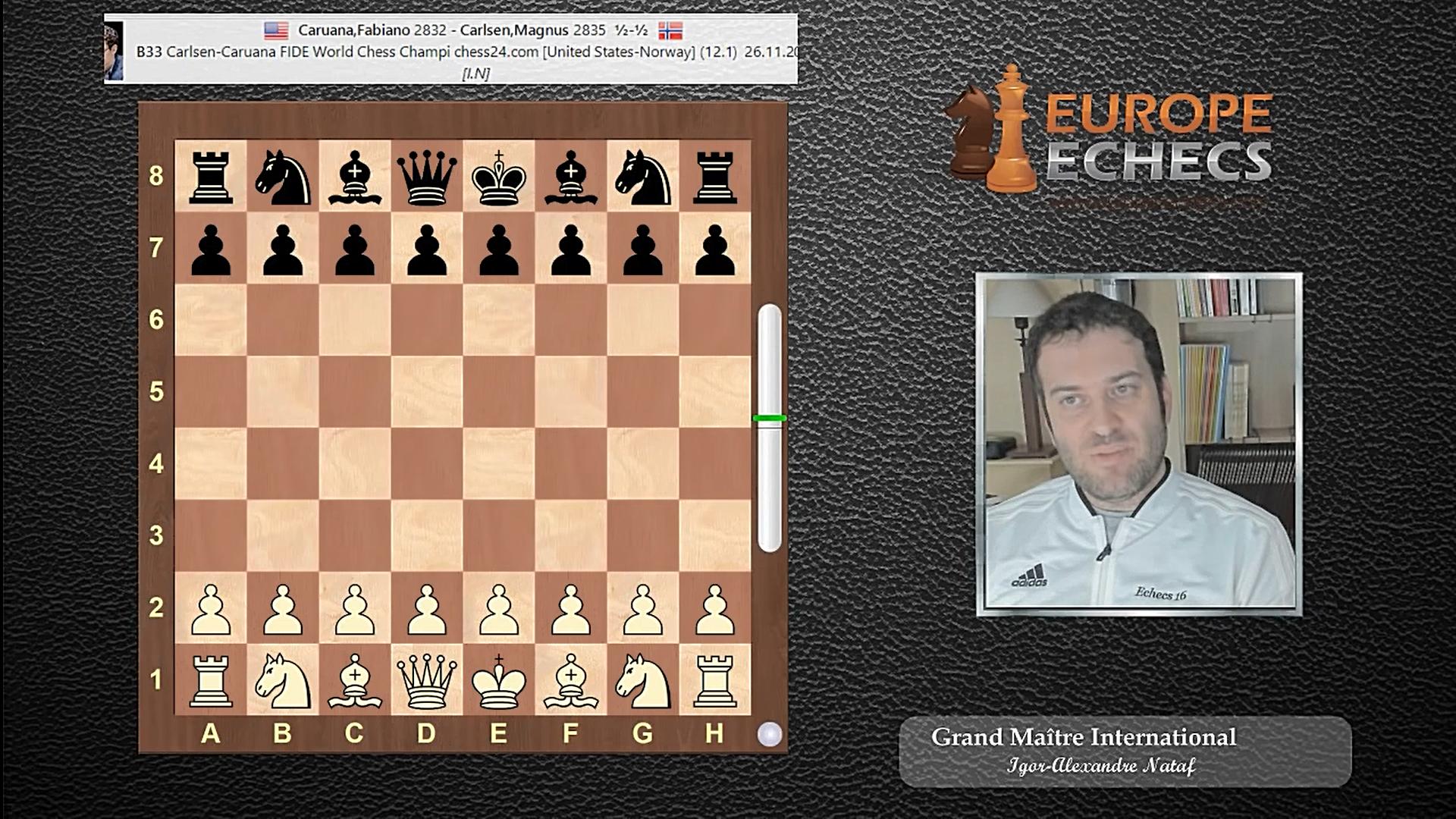 Magnus Carlsen reste sur le toit du monde !