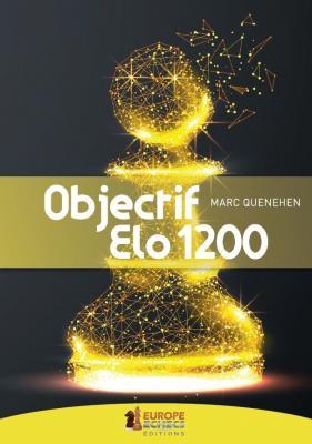 Livre : Objectif Elo 1200